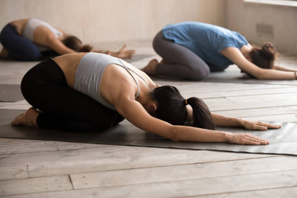 yoga therapy- type of addiction therapy
